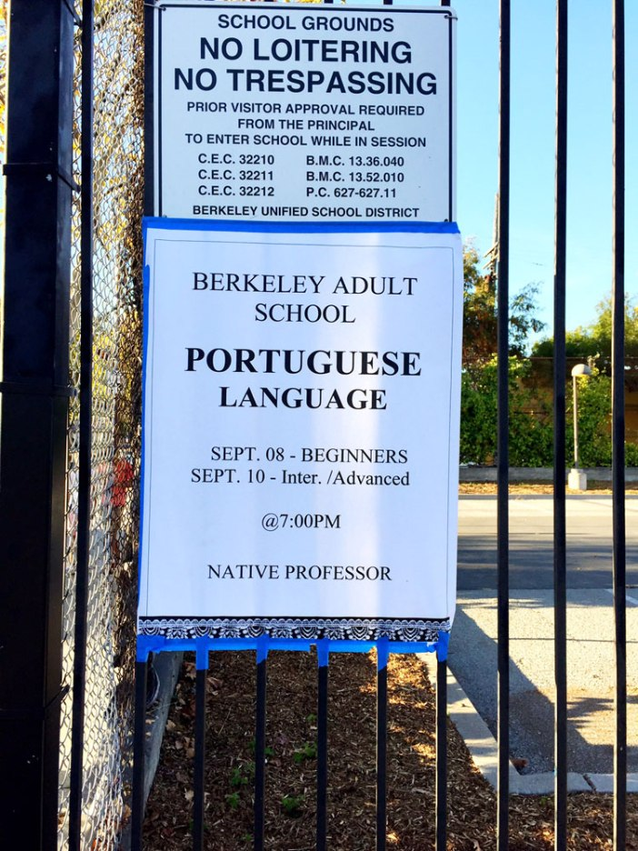 Portuguese Language Course at BAS