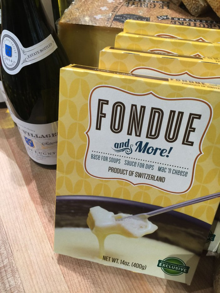 Fondue Swiss Made