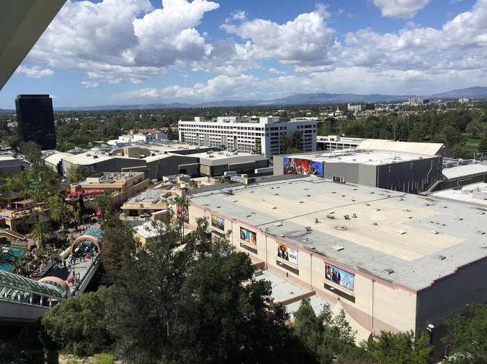Universal Studiogelände